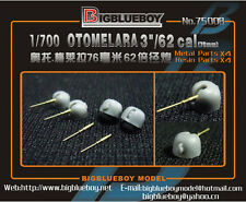 Big Blue Boy BBB75008 OTO Melara 76MM/62 Cal Gun 1:700