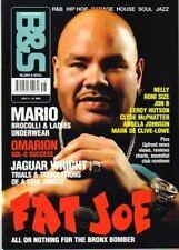 Fat Joe on Blues & Soul Magazine Cover 2005     Leroy Hutson   Jaguar Wright