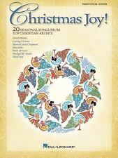 Christmas Joy! 20 Seasonal Songs from Top Christian Artists (Paperback)