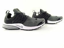 Nike Air Presto Tech Pack TP QS Tumbled Grey Fleece New XL US_12-13  Eur 46-47.5