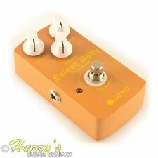 Joyo JF-36 Sweet Baby | Low Gain Overdrive Guitar FX Pedal | Sweet Honey Clone