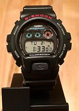 G-Shock - Casio - DW6900-1V Men's Black Resin Sport Watch