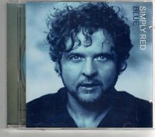 (GT571) Simply Red, Blue - 1998 CD