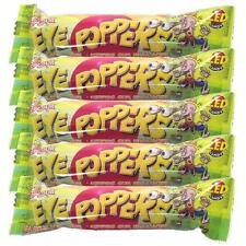 Dulces De 10 paquetes de ojos Poppers Bubble Gum 40 Caramelos 7 Para 6 O 14 por 11 ningún artículo