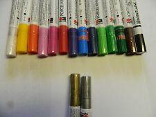 1Pen,  Ceramic/Glass Paint Marker Maribu Porcelaine Colored 2mm, 1 Pen