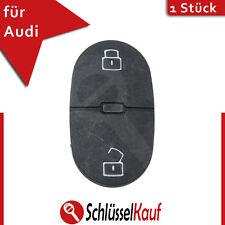 Audi clave 2 teclas teclas campo teclado numérico erstztasten goma Volkswagen VW NUEVO