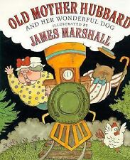 Old Mother Hubbard and Her Wonderful Dog-ExLibrary