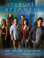 Stargate Atlantis Season 3 Official Companion Book