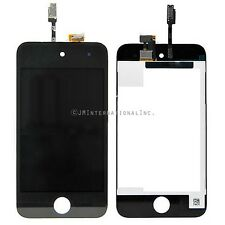 Black iPod 4th Gen LCD & Touch Screen Assembly Frame Digitizer Compatible