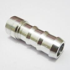 """3/4"""" 19MM Alluminio SALDARE DENTELLATI Posteriore Montaggio Tubo Adattatore"""