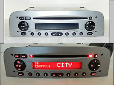 ALFA ROMEO Radio CD player for GT and 147 (type / model 937) by Blaupunkt