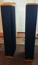 Definitive Technology BP 7006 Floor standing Bi-polar Speakers. Cherry Finish