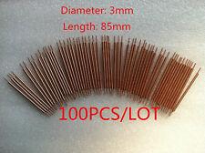 100Pcs/lot Spot Welder Spot Welding Needle Alumina Copper Electrode Spot Welder