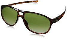 Tag Heuer 27 Degree Polarized Sunglasses Shiny Tortoise Frame Green Lens 60