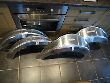 Set GP4 Escort MK2 Alloy Arches Monte Rears Rally