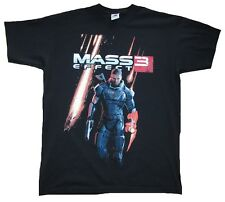 MASS EFFECT 3 Soldier Kayart Official Merchandise SOLDAT T-Shirt S