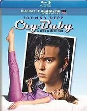 BLU-RAY Cry-Baby (Blu-Ray) NEW Johnny Depp