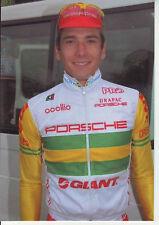 CYCLISME carte cycliste DARREN LAPTHORNE champion d'australie (coups de pédales)