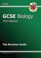 GCSE Biology OCR Gateway Revision Guide by CGP Books (Paperback, 2006)
