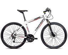 Bici Torpado Trekking Bike IBRIDA T810 CROSSFIRE Uomo shimano deore Bianca S-48