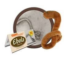GIANTMICROBES ORIGINAL EBOLA - Peluche virus batteri cellule