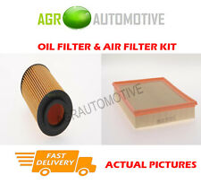 DIESEL SERVICE KIT OIL AIR FILTER FOR VAUXHALL SIGNUM 2.2 125 BHP 2003-04