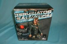 TERMINATOR SALVATION MARCUS Wright Busto da DC UNLIMITED