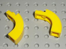 2 x Arche LEGO Yellow Arch ref 6005 / set 31022 41102 60076 10230 70909 ...