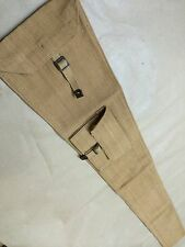 WWII BRITISH ENFIELD RIFLE P-1937 WEB CARRY CASE