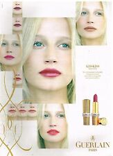 Publicité Advertising 1999 Cosmétique maquillage Guerlain