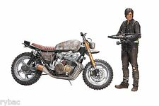 Walking Dead Daryl Dixon TV con nueva moto acción figura Box set-McFARLANE TOYS