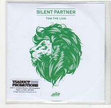 (FO819) Tom The Lion, Silent Partner - 2014 DJ CD