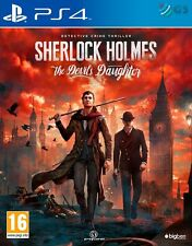 Sherlock Holmes The Devil's Daughter PS4 * NEW SEALED PAL *