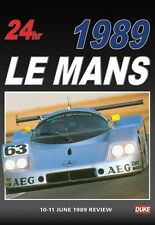Le Mans 1989 - Review (New DVD) The Worlds greatest 24 Hour Endurance race