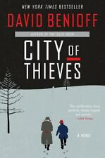 CITY OF THIEVES a novel by David Benioff FREE SHIPPING paperback book WWII Nazis