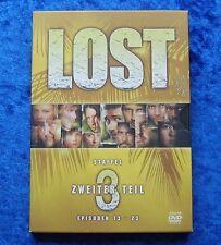Lost Staffel 3.2, DVD Box Season Drei zweiter Teil
