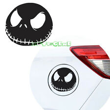 Skull Face Car Stickers Vinyl Removable Window Waterproof Decals Bumper Sticker
