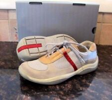 PRADA Womens Americas Cup Sneakers Trainers Size 8.5 / 39   w/Box