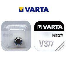 1 Stück VARTA V377 Knopfzelle Batterie - SR66 - SR626SW Uhrenbatterie SR626  377