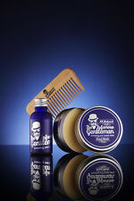 Beard Oil + Balm + Comb by INFAMOUS GENTLEMAN - Groom Control Nourish Wax Care