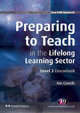 Preparing to Teach in the Lifelong Learning Sector: Level 3 Coursebook (Second E