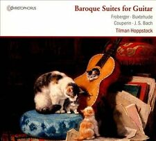 Baroque Suites for Guitar, New Music