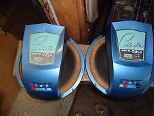 Vintage Celesta Utah 12in. Speakers.Model C12PC-3. 8 ohms
