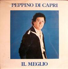 PEPPINO DI CAPRI - Il Meglio LP 33 Giri SIGILLATO
