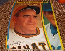 Sports Illustrated  September 28 1970  Murtaugh Hodges Durocher