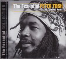 THE ESSENTIAL PETER TOSH  - THE COLUMBIA YEARS on CD - NEW