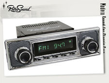 ALFA ROMEO GT1300 junior; RetroSound Car Radio Oldtimer Youngtimer, USB BT