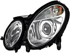 New OEM Hella Bi-Xenon Headlight LH for Mercedes E-Class. 008369091/ 21008201361