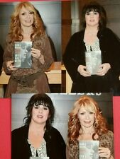 "HEART ANN & NANCY WILSON SIGNED BOOK ""KICKING & DREAMING"" + PHOTOS AUTOGRAPHED"