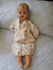 Antique vintage baby doll